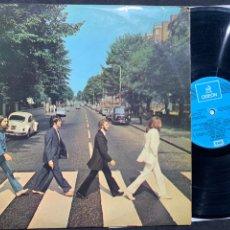 Discos de vinilo: DISCO LP VINILO THE BEATLES ABBEY ROAD EDICIÓN ESPAÑOLA DE 1972. Lote 175449945