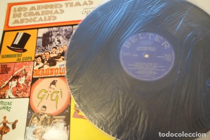 Discos de vinilo: DISCO VINILO. LOS MEJORES TEMAS DE COMEDIAS MUSICALES. - Foto 2 - 175467750
