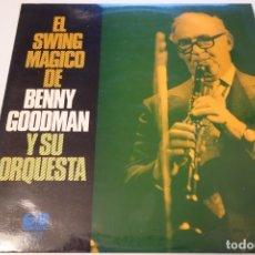 Discos de vinilo: DISCO VINILO BENNY GOODMAN Y SU ORQUESTA.. Lote 175467943