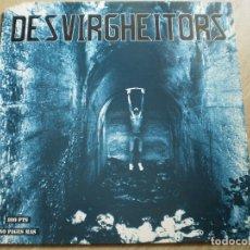 Discos de vinilo: LP. DESVIRGUEITORS. AÑO 1993. ENCARTE LETRAS, ESQUINA SUPERIOR IZDA CARPETA PEQUEÑA ROTURA. Lote 175477535