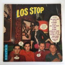 Discos de vinilo: LP VINILO - LOS STOP. Lote 175478548