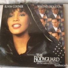 Discos de vinilo: THE BODYGUARD (EL GUARDAESPALDAS). Lote 175480942