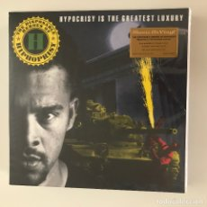 Discos de vinilo: DISPOSABLE HEROES OF THE HIPHOPRISY (1992) - HYPOCRISY- LP DOBLE REEDICIÓN MUSIC ON VINYL 2018 NUEVO. Lote 175503954