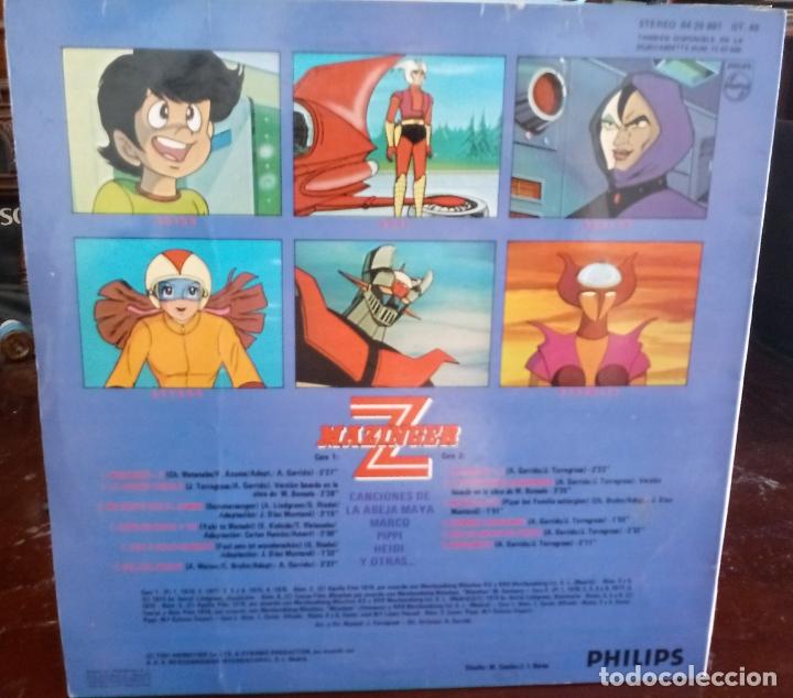 Discos de vinilo: MAZINGUER.Z - LP - 1978 - ENVIO CERTIFICADO GRATIS - Foto 2 - 175513123
