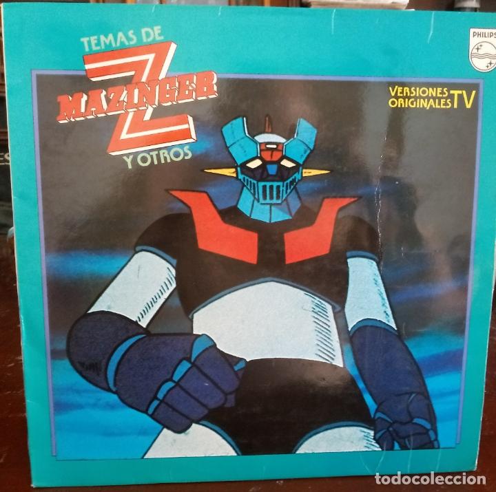 MAZINGUER.Z - LP - 1978 - ENVIO CERTIFICADO GRATIS (Música - Discos - LPs Vinilo - Música Infantil)