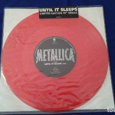 Discos de vinilo: VINILO METALICA - LIMITED EDITION SINGLE -SIN ABRIR. Lote 175524269