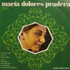 Discos de vinilo: •MARÍA DOLORES PRADERA / LP ORLADOR 1973. Lote 175535290