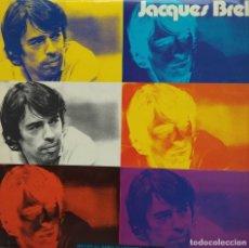 Discos de vinilo: •JACQUES BREL / LP MOVIEPLAY 1972. Lote 175535914