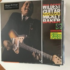 Discos de vinilo: MICKEY BAKER - THE WILDEST GUITAR (1959) - LP REEDICIÓN MUSIC ON VINYL 2017 NUEVO. Lote 175538022