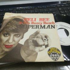 Discos de vinilo: CELI BEE SINGLE PROMOCIONAL SUPERMAN ESPAÑA 1977. Lote 175539470