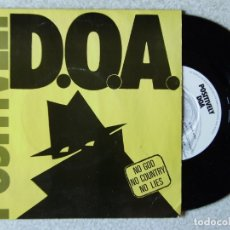 Discos de vinilo: D.O.A.POSITIVELY.FUCKED UP RONNIE + 4...EX. Lote 175546594
