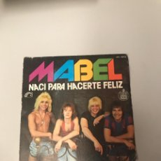 Discos de vinilo: MABEL. Lote 175550822
