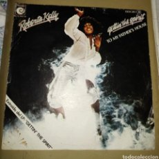 Discos de vinilo: ROBERTA KELLY - GETTIN' THE SPIRIT. Lote 175551738
