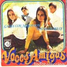 Discos de vinilo: DISCOS (VOCES AMIGAS). Lote 175553879
