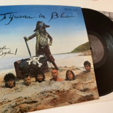 Discos de vinilo: DISCO VINILO LP TIJUANA IN BLUE ¡SOPLA SOPLA! ORIGINAL DE 1989. Lote 175562335