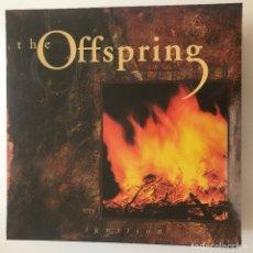 Discos de vinilo: OFFSPRING - IGNITION (1992) - LP REEDICIÓN EPITAPH NUEVO. Lote 175566794