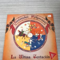 Discos de vinilo: AMISTADES PELIGROSAS. Lote 175578623