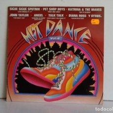 Discos de vinilo: HOT DANCE . Lote 175579788