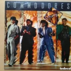 Discos de vinilo: COMMODORES - UNITED (LP). Lote 175583727