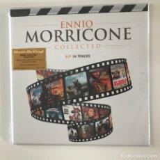 Discos de vinilo: ENNIO MORRICONE - COLLECTED - LP DOBLE MUSIC ON VINYL 2014 NUEVO. Lote 175589165