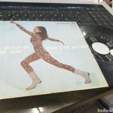 Discos de vinilo: RONNY & THE DAYTONAS SINGLE ALL AMERICAN GIRL ESPAÑA 1966. Lote 175590780