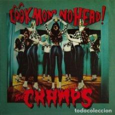 Discos de vinilo: THE CRAMPS LOOK MOM NO HEAD! LP . GARAGE ROCKABILLY POISON IVY LUX INTERIOR PUN. Lote 175593728