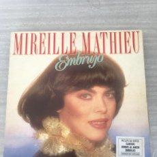 Discos de vinilo: MIRELLE MATHIEU. Lote 175610885