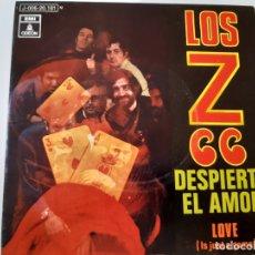 Discos de vinilo: LOS Z 66- DESPIERTA EL AMOR - SINGLE PROMO 1970.. Lote 175611590