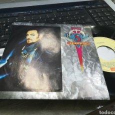 Discos de vinilo: TINO CASAL SINGLE HISTERIA 1989. Lote 175616163