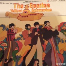 Discos de vinilo: THE BEATLES YELLOW SUBMARINE. Lote 175632890