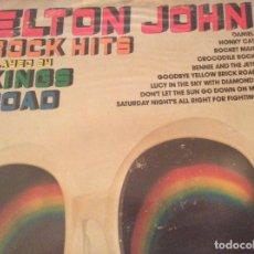 Discos de vinilo: ELTON JOHN ROCK HITS 1975. Lote 175635132