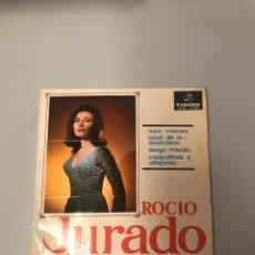 Discos de vinilo: ROCÍO JURADO. Lote 175635872