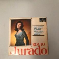 Discos de vinilo: ROCÍO JURADO. Lote 175636292
