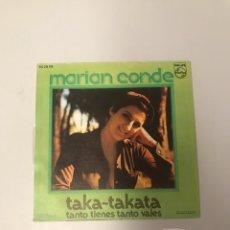 Discos de vinil: MARIAM CONDE. Lote 175636315