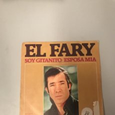 Discos de vinilo: EL FARY. Lote 175637449