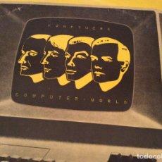 Discos de vinilo: COMPUTER KRAFTWERK. Lote 175637780
