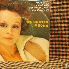 Discos de vinilo: ROCIO DURCAL -- ME GUSTAS MUCHO / CUANDO YO QUIERA HAS DE VOLVER, ARIOLA 1979. PROMOCIÓN STARLUX.. Lote 175641534