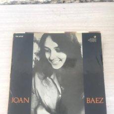 Discos de vinilo: JOAN BAEZ. Lote 175646854