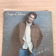 Discos de vinilo: SERGIO DALMA. Lote 175655233