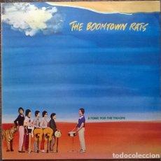 Discos de vinilo: THE BOOMTOWN RATS. A TONIC FOR THE TROOPS. ENSIGN, UK ORIGINAL 1978 LP (ENVY 3). Lote 175657093