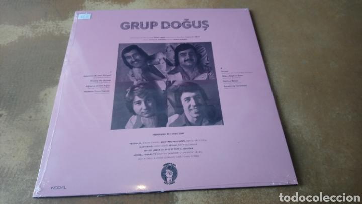 Discos de vinilo: GRUP DOĞUŠ. TURKIS/GERMAN GRUP. ANATOLIAN ROCK 1975. LP VINILO PRECINTADO - Foto 2 - 175662694