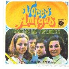 Discos de vinilo: DISCOS (VOCES AMIGAS). Lote 175666868