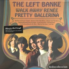 Discos de vinilo: LP THE LEFT BANKE WALK AWAY RENEE VINILO 180 G BAROQUE. Lote 175669085