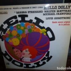 Discos de vinilo: LP BANDA SONORA DE LA PELICULA HELLO DOLLY..... Lote 175669489