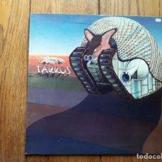Discos de vinilo: EMERSON, LAKE & PALMER - TARKUS. Lote 175671812