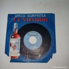 Discos de vinilo: DISCO SORPRESA FUNDADOR . Lote 175675018