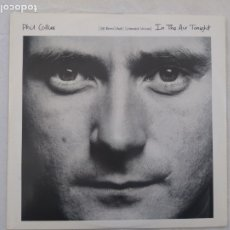 Discos de vinilo: PHIL COLLINS.IN THE AIR TONIGHT.MAXI.UK. Lote 175677300