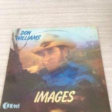 Discos de vinilo: DON WILLIAMS. Lote 175678444
