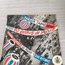 Discos de vinilo: ÉXITOS DE PARÍS. Lote 175680545