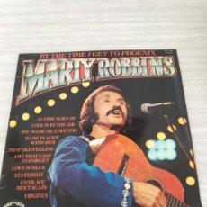 Discos de vinilo: MARTY ROBBINS. Lote 175681012